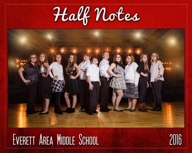 half-notes