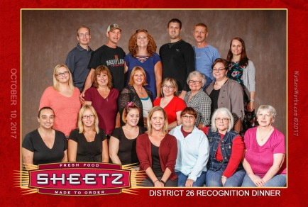 Sheetz District 26 Managers